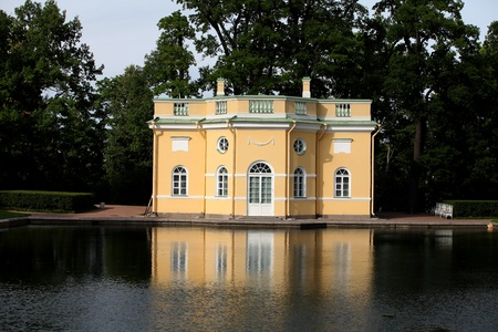 The palace on the river