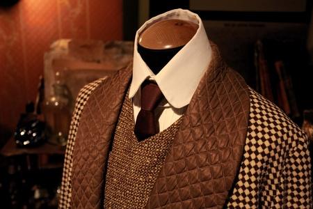 dandy: suit