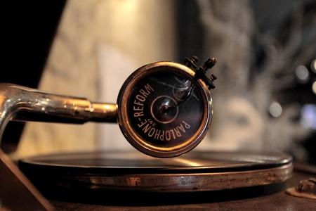 Gramophone photo