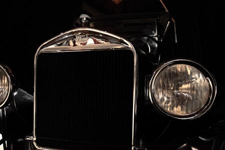 ford: retro auto Stockfoto