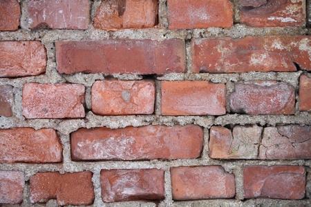 brickwork: old brickwork