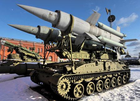 ballistic missile Editorial