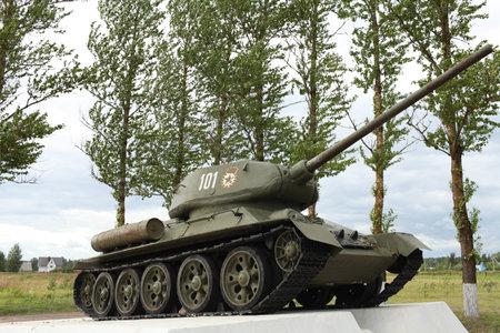 tanque de guerra: El tanque sovi�tico de la Segunda Guerra Mundial Tanque T34 Editorial