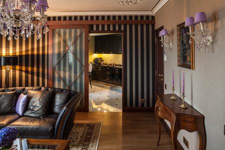 luxury room: Living Room Luxury interior