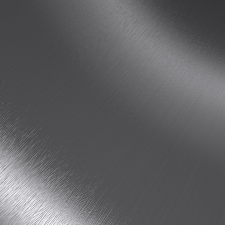 Detail of brushed metal plate Stock Photo - 17630042