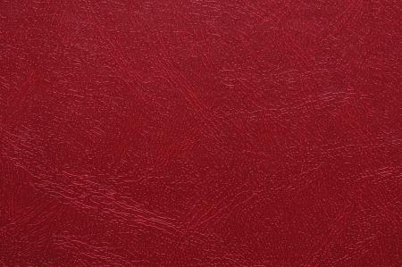 peau cuir: Photo haute r�solution de simili cuir rouge