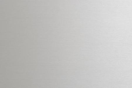 raso: Close-up di raso lamiera di alluminio anodizzato