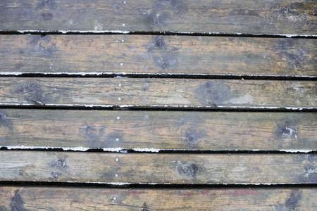 platforms: wooden platforms