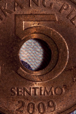 25 cents: Coin