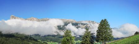 tirol: Dolomites. Alta Badia. South Tirol. Stock Photo