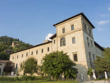 the former: Former Monastery of Astino - Bergamo City