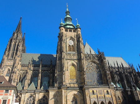 turistic: Prague, capital of the Czech Republic. center of Bohemia. historic center included in the Unesco World Heritage. The largest ancient castle in the world. The Metropolitan Cathedral of Saints Vitus
