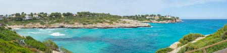 Cala Mandia with a beautiful sea view, Porto Cristo, Majorca, Spain