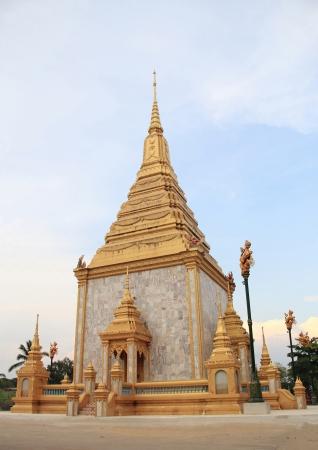 Sanctuary of Truth and Monument in Singburi, Thailand
