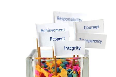 nucleo: Empresas valor fundamental, la estrategia de negocios, el factor clave de éxito, Misión, Visión