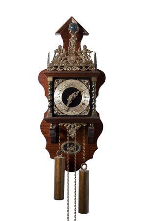 cuckoo clock: Antigua Cuckoo Clock