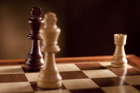 Schachmatt: Schach, Schachmatt