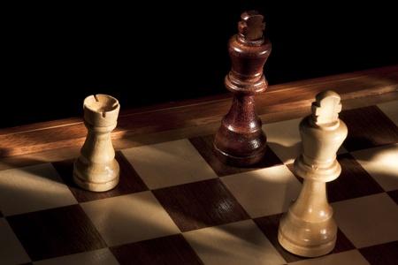 チェス、チェックメイト