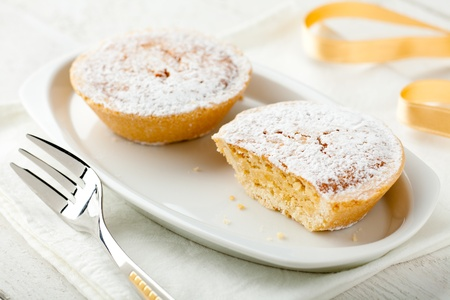Bocconotti, a Traditional Cake from Southern Italy