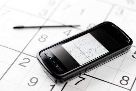 sudoku: Sudoku Game on Smartphone