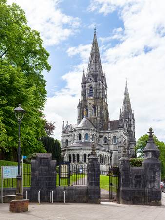 Saint Fin Barres Cathedral at Cork, Ireland