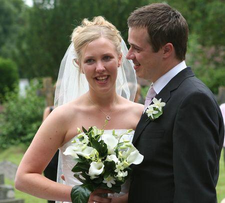 The happy couple Stock Photo - 333469