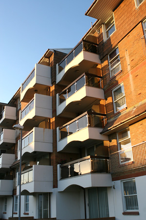 A new block of flats Stock Photo - 1425344