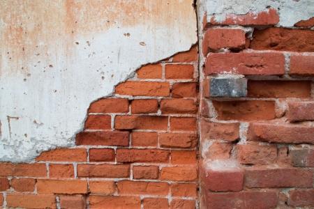 Old walls. Stock Photo
