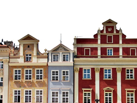 Colorful houses Stock Photo - 10100742
