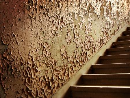 schody: Ruiny wnÄ™trza i Schody