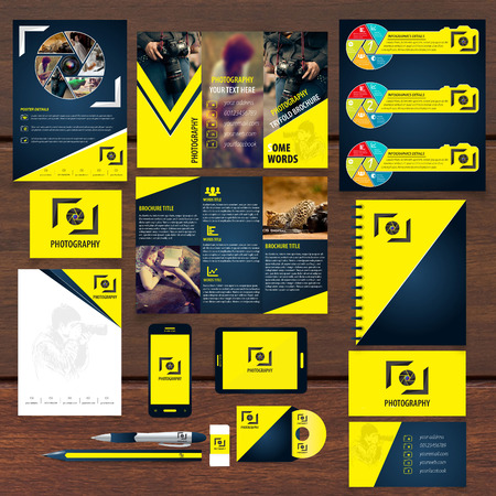 photography identity package