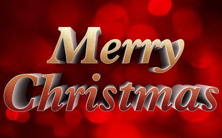 Merry christmas background Archivio Fotografico - 62771450