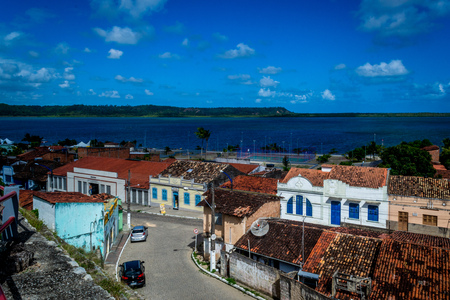 Cities of Brazil - Marechal Deodoro, Alagoas State Фото со стока
