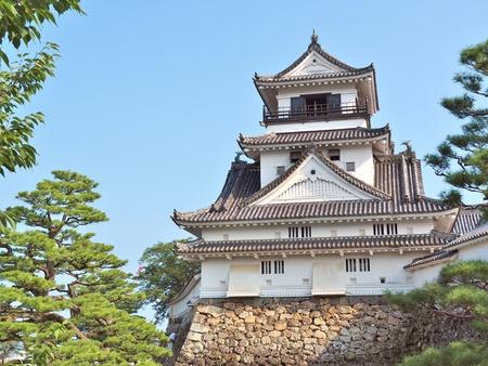 Kochi Castle ist ein japanisches Schloss in Kochi, Japan. Kochi Castle ist eine Höhenburg, die von Yamanouchi Kazutoyo im Jahre 1601 gebaut wurde und wurde im Jahre 1611 fertig gestellt.