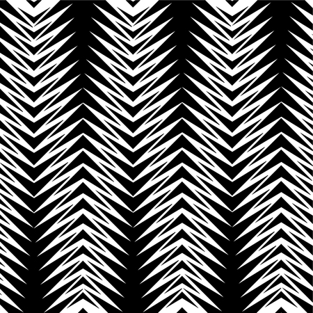 Black and white abstract striped background. Optical illusion. Visual distortion.Geometric.