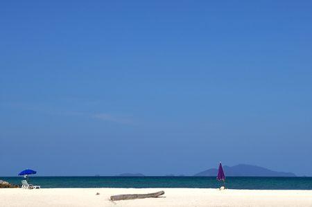 downshifting: Beach in Paradise, Ko Lipe Island, National Park Tarutao, Thailand