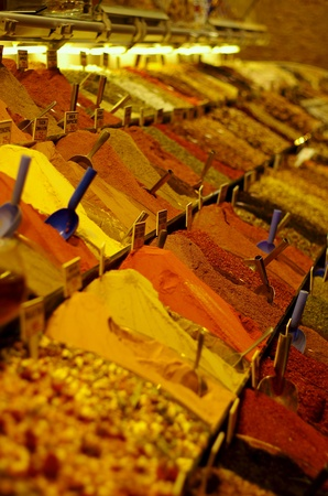 marketplace: Spices