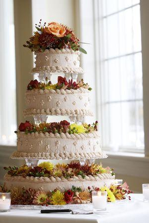 boda pastel: Un pastel de una boda - por favor, ver a mi cartera para muchos m�s maravillosos y sabrosos pasteles
