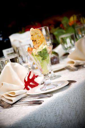 evento social: cuadro para una boda o evento social atiende