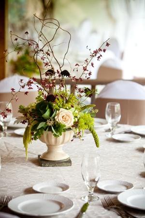 decoration: Wedding table decoration series