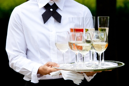 catering: Wedding service and catering
