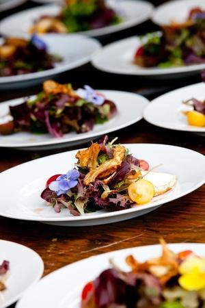preperation: Wedding preperation and food service