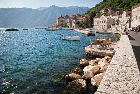 montenegro: Perast, Montenegro