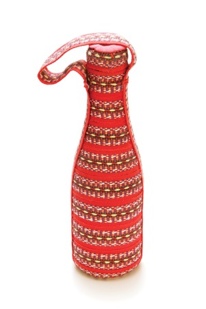 macedonian: A traditional Macedonian bottle with rakija