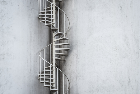 helical: helical staircase