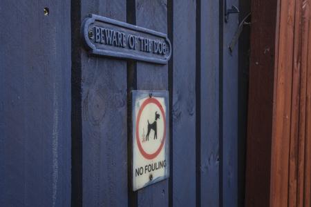 beware: Beware of the dog