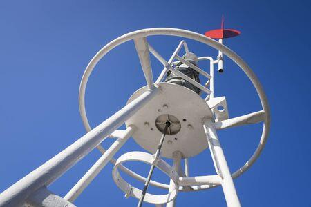 Naval navigation buoy