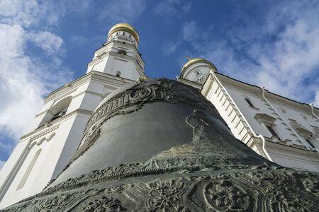 Big Tsar Bell at the Kremlin of Moscow.