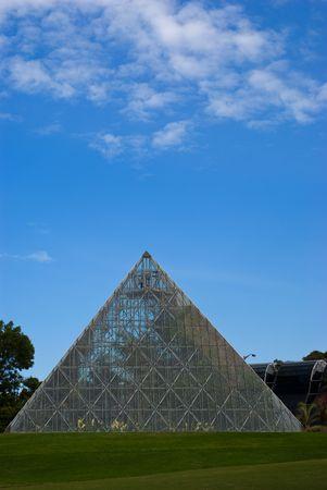 glass house, green house photo