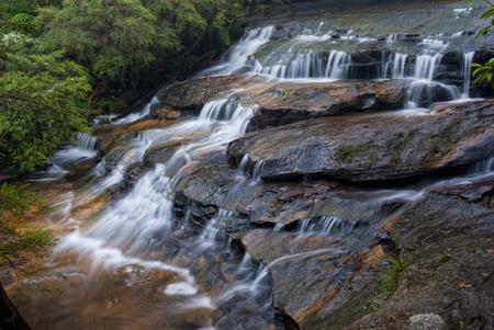 Leura Cascades, Blue Mountains, Sydney, New South Wales, Australia